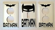 Batman Switchplate/outlet covers