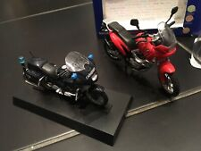 2 Bmw Model Motorbikes F650/r850rt Used Approx 1/18