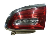 2013-2017 Buick Enclave Left Hand Inner Tail Light Backup Lamp
