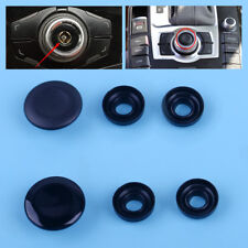Glossy MMI Knob Joystick Button Repair Kit 8K0998068 A For Audi A4 A5 A6 Q5 S6