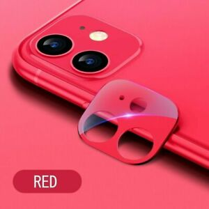 For iPhone 12 Pro Max Mini FULL COVER Tempered Glass Camera Lens Protector Rear