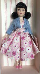 "Madame Alexander 10"" Elegant Simplicity Coquette Jacqui LE #/1000 Fashion Doll"