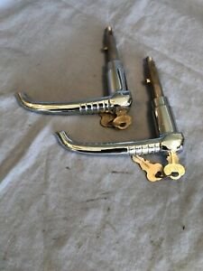 NOS Vintage Locking Door Handles Chevy Buick Pontiac Oldsmobile Cadillac Dodge