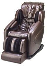 New Inner Balance Wellness Jin Espresso L-Track Zero Gravity Massage Chair