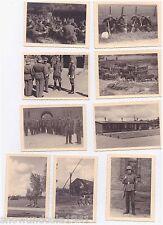 Lot von 29 Fotos Abteilung 3/12 Angerapp Ostpreussen etwas WH
