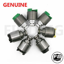 Genuine 5HP19 Transmission Solenoids Kit 7PCS Fit BMW AUDI Prosche High Quality
