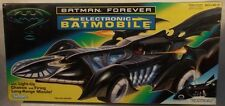 Batman Forever Movie Electronic Batmobile Vehicle Kenner Mint In Sealed C8.5 Box
