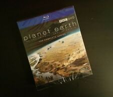 Rare BBC Planet Earth 5-Disc Complete Series Blu-Ray, Limited Import, New/Sealed