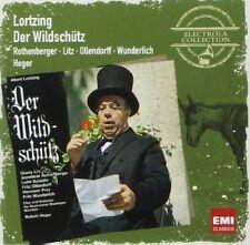Anneliese Rothenberger - Lortzing: Der Wildschütz [CD]