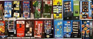 ONE Vending Machine  1:48 (O) Scale Diorama miniature!