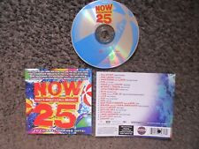 "V/A ""NOW 25"" 2007 20TRX. NM PINK+BEYONCE & SHAKIRA+JUSTIN+GWEN+AVRIL+DAUGHTRY"