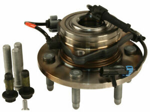 Front Wheel Hub Assembly fits GMC Sierra 1500 HD Classic 2007 4WD 82DYTV