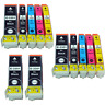 12 x Internet-ink 33XL Compatible Ink Cartridges For Epson XP-530 XP-540 XP-630