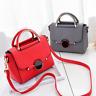 Lady Handbags Shoulder Bag Crossbody Tote Purse PU Leather Bag Satchel Messenger