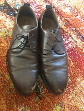 call it spring mens shoe brown leather size 12 US work evening