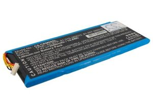 Battery for Crestron 81-207-392012 81-215-360012 TPMC-8X-BTP 6502269 TPMC-8X