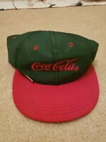 Vintage CocaCola Hat Snapback Cap Louisville Mfg Coke Soda W/ WINSTON EAGLE PIN