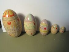 Collectible (19Xx) Nesting Dolls
