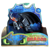 How to Train your Dragon Deathgripper Figure