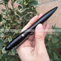 Tactical Portable EDC Outdoor Self-defense Aluminum Pen Tungsten Steel Head