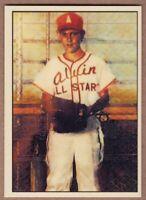 Nolan Ryan '65 Alvin Texas Yellowjackets rare MC high school tribute card