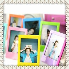 10 pieces colour color mini photo frames Fujifilm Instax 7s 8 9