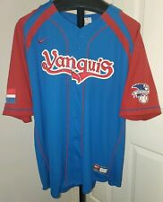 ROBINSON CANO NIKE NEW YORK YANKEES YANQUIS DOMINICAN JERSEY - ADULT SIZE XL