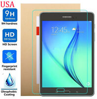 2x 9H Tempered Glass Protector For 9.7 inch Samsung Galaxy Tab S3 / SM-T820/T825