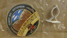 Camerons Harvest Guest Ale Beer Pump Clip Pub Collectible NEW with Clip