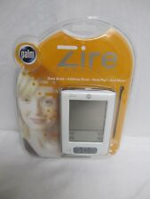 Palm Zire Handheld PDA Date and Address Book Note Pad and More 404-4453A