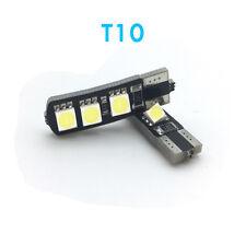 10 pcs/lot Car T10 LED clearance light Width light 12V 5W Cold white color
