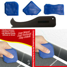 4Pcs Joint Sealant Silicone Grout Caulk Tool Set Remover Scraper Applicator