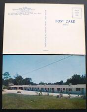 1950s Vin-Mar Motel & Restaurant, US Hwys. 27-301-441, Belleview Florida