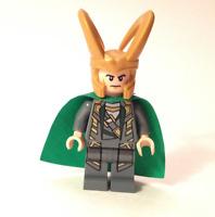 Lego Loki 6868 6867 6869 Starched Fabric Cape Super Heroes Avengers Minifigure