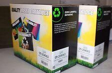 2X Quality Source Tech STI-204063 Laser Cartridge ST9530/9550 MICR Tone (21K) OS