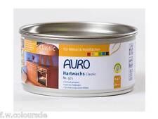 AURO Hartwachs classic Nr. 971 0,4 Liter Möbelpflege Holzpflege