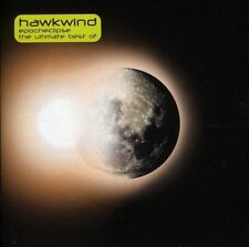 HAWKWIND EPOCHECLIPSE THE ULTIMATE BEST REMASTERED CD NEW