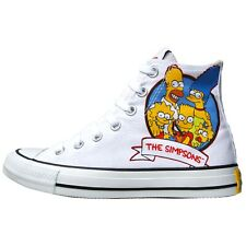 Converse THE SIMPSONS EU 40 US 7 Chucks Chuck Taylor All Star Grau 146809 Bart