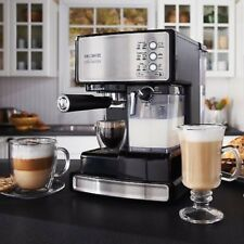 Mr.Coffee Café Barista Espresso Cappuccino Maker Automatic Milk Frother Machine