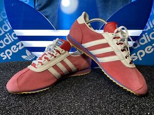 Adidas Achill Size 9 Very Good Condition , Red Colourway. Lots Of Life In Them.