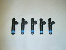 5 Siemens Deka EV1 80lb 840cc fuel injectors Honda BMW VW Ford Dodge Toyota GM