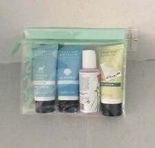 Crabtree & Evelyn 4 Piece Travel Size Gift Set/Nwt