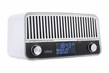 DAB+ Radio Retro Digitalradio mit Bluetooth, AUX und USB Ladefunktion DAB 500