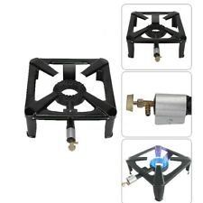 More details for new cast iron large gas lpg burner cooker gas boiling ring restaurant catering