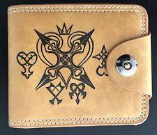 Kingdom Hearts Wallet Purse Mens Kids Wii 3DS Sora Keyblade Gift PS4 Xbox *Aus*