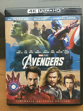 AVENGERS (4K UHD + Bluray) No digital