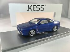 KESS MODEL 1/43 Maserati Shamal 1988 Blue Met. Art. KE43014023