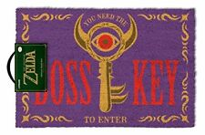 The Legend of Zelda Boss Key Doormat Pyramid International