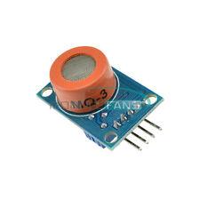 MQ-3 MQ3 Alcohol Sensor Module Breath Gas Detector Ethanol Detection For Arduino