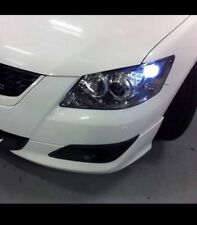 TOYOTA CAMRY,AURION Front & Rear Park / Plate bright white 5k LED bulb / globe
